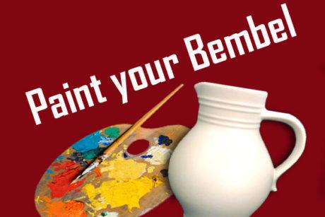Paint Yur Bembel malen in Frankfurt